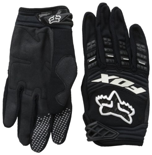 FOX RACING(フォックスレーシング) DIRTPAW RACE GLOVE ダートパウ レース ブラック XLサイズ 07046-001-018