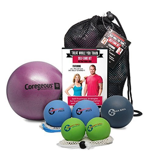 Treat While You Train Self Care Kit with Accessories by tuneupfitness