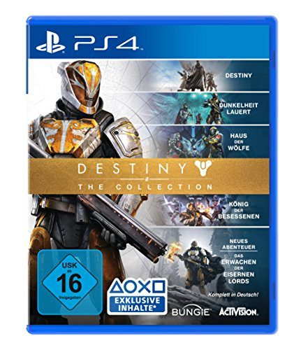Destiny - The Collection - [PlayStation 4]