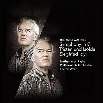 Wagner: Symphony in C Major, Tristan und Isolde, Siegfried Idyll