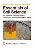 Essentials of Soil Science: Soil formation, functions, use and classification (World Reference Base, WRB)