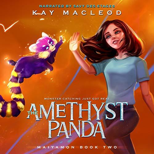 The Amethyst Panda cover art