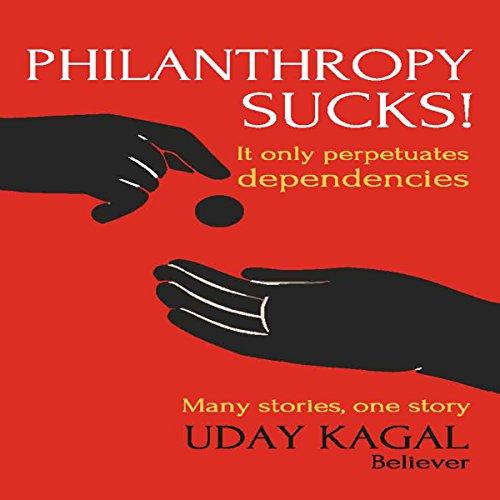 Philanthropy Sucks! cover art