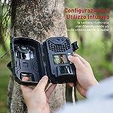 Zoom IMG-1 victure fotocamera caccia 20mp 1080p