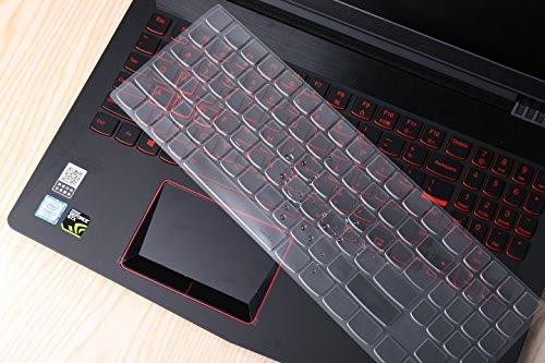 Premium Ultra Thin Keyboard Cover for 15.6 Lenovo Legion Y530 Y7000 Y7000P 17.3 Legion Y730 Y740 Gaming Laptop TPU