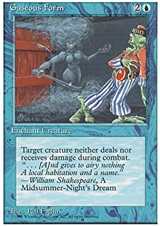 Magic: the Gathering - Gaseous Form - Fourth Edition