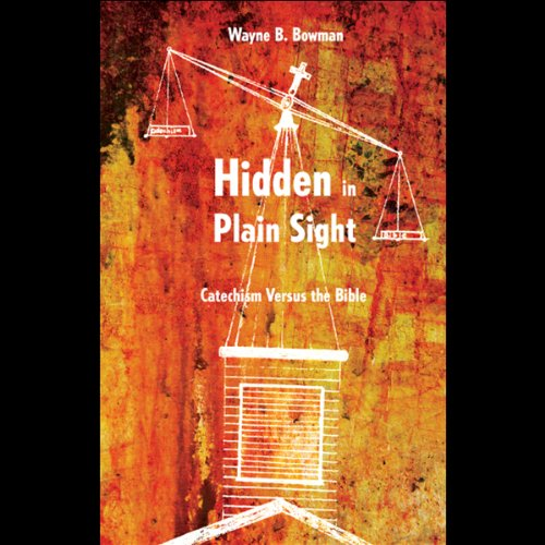 Hidden in Plain Sight audiobook cover art
