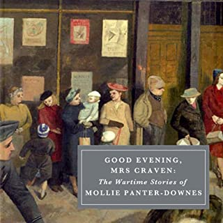 Good Evening, Mrs Craven cover art