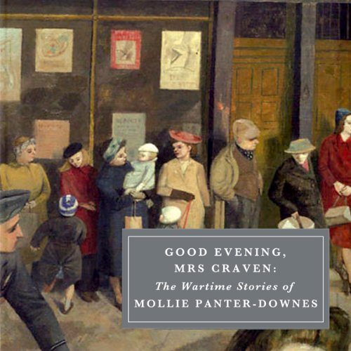 Good Evening, Mrs Craven audiobook cover art