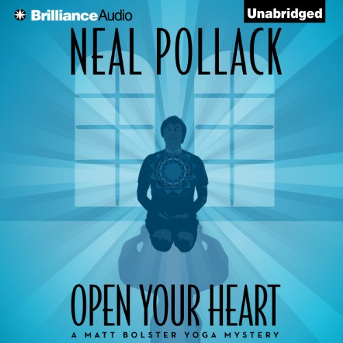 Open Your Heart audiobook cover art