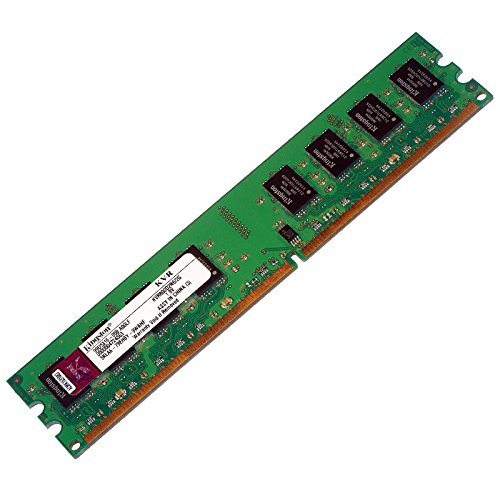 2GB RAM Kingston KVR800D2N6/2G DDR2 PC2-6400 800Mhz 2Rx8 CL6 desktop PC