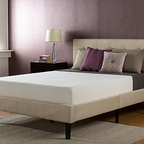 Zinus Ultima Comfort Memory Foam 10 Inch Mattress, Queen