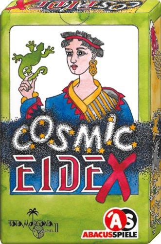 ABACUSSPIELE 08983 - Cosmic Eidex, Schweizer Kartenspiel