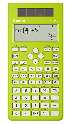Canon F-719SG Scientific Calculator (4178B001)