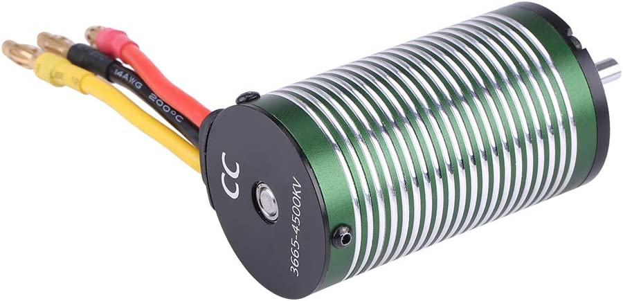 Dilwe Limited Special Price RC Brushless Boat Motor low-pricing 4 3665 Poles 4500KV 3600KV