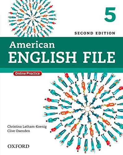American English File 5 - Student Book - 02Edition: With Online Practice