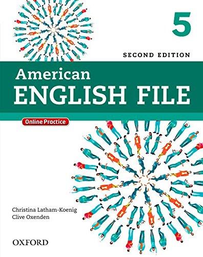 Libro De Inglés English File  marca Oxford University Press