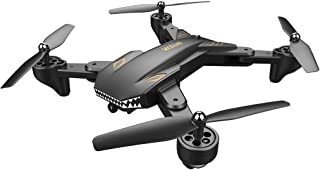 Ecurson VISUO XS809S 2.4G WiFi FPV 2MP 720P Dual Camera RC Quadcopter Drone with Live Video One Key Return Function Headless Mode, Suitable for Beginners