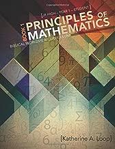 Principles of Mathematics Book 1 (Student)