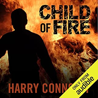Child of Fire audiobook cover art