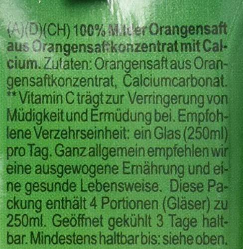 Rauch Happy Day Orange Mild+Ca, 6er Pack (6 x 1 l) - 2