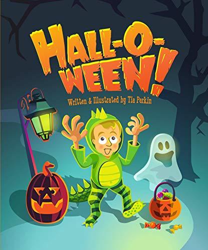 Hall-O-Ween! by Perkin, Tia ebook deal