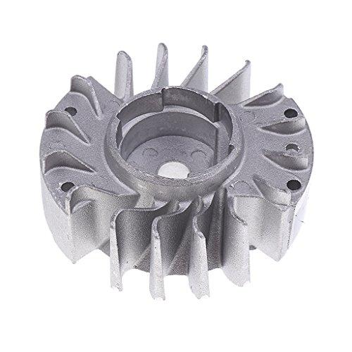 Baoblaze Magneto de Volante de Metal para 017018 MS170 MS180 Repuestos de Motosierra