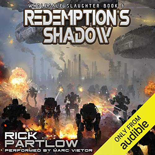 Redemption's Shadow Titelbild