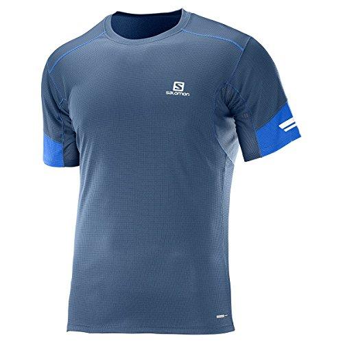 Salomon Men's Agile Short Sleeve T-Shirt