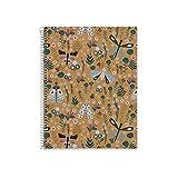 Miquel Rius - Cuaderno A4 - Tapa Extradura, 4 franjas de color, 120 Hojas Cuadrícula, Pap...