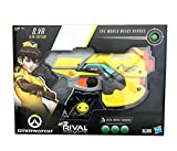 Overwatch NERF B.Va Special Edition D.Va Rival Blaster with 3 Rival Rounds