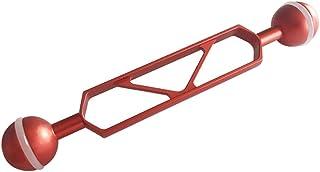 Sharprepublic Uitbreidingssysteem voor fototas 6 inch met dubbele kogelarm van aluminiumlegering.