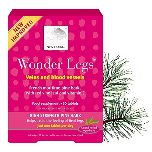 Wonder Legs (30 tablet) x 2 Pack Deal Saver