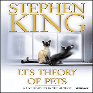 LT's Theory of Pets cover art