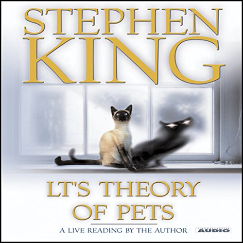 LT's Theory of Pets audiobook cover art
