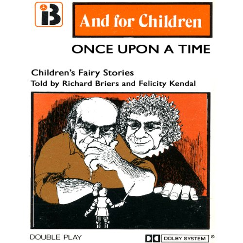 Once Upon a Time audiobook cover art