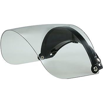 Honeywell 1011624 Schermo in policarbonato per protezione facciale Bionic con lente trasparente patinata anti-graffio Fogban