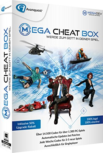 Mega Cheat Box