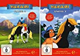 Yakari - Staffelbox 2+3 im Set - Deutsche Originalware [4 DVDs]