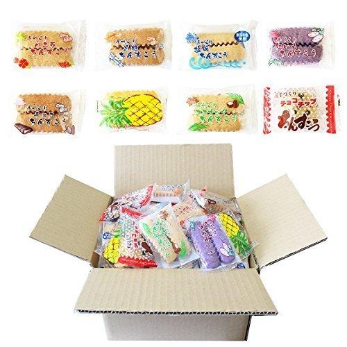訳有り!?ちんすこう詰合せセット 800袋入り×1箱 ながはま製菓 豊富な種類で楽しめる!ばらまきお土産にも最適!沖縄 お取り寄せスイーツ