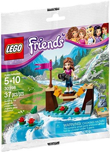 LEGO Friends 30398 Olivia Adventure Camp Bridge (polybag)