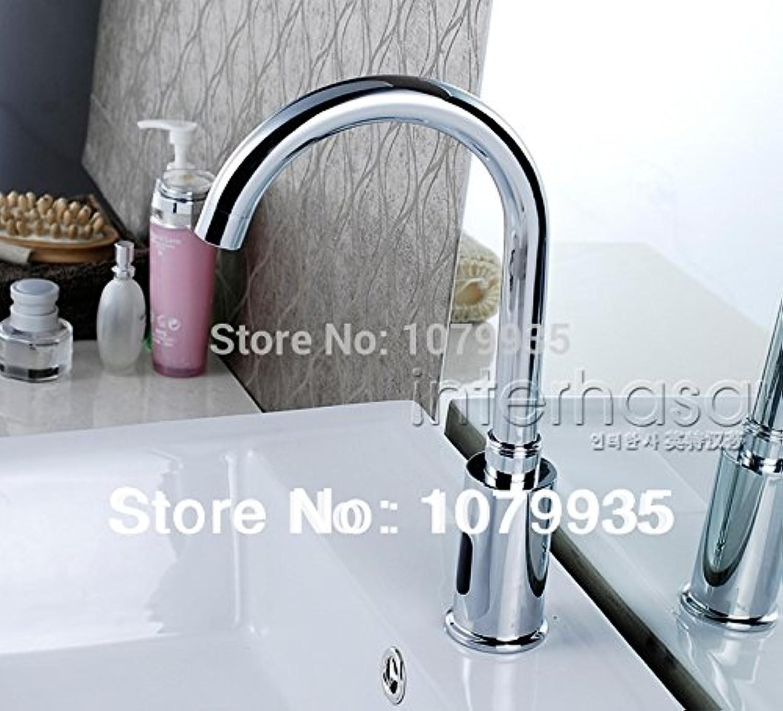 Jduskfl Tap Bath Shower Mixer Tap F6COPPER Black Bronze European Copper Tap Hose Shower Set Hand Shower Adjustable