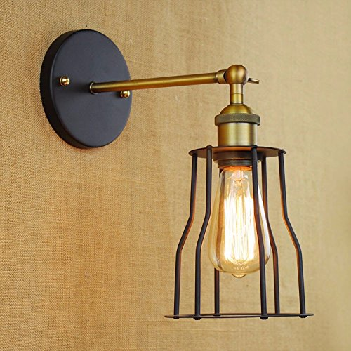 SADASD Tête simple lampe murale moderne Chambre chevet créatif chaud chaud Salon escalier allée Simple Génie Wall Lamp Hotel