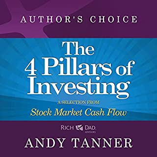 The Four Pillars of Investing cover art