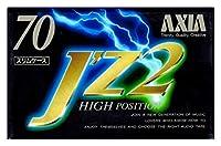 AXIA カセットテープ J'Z2  70分 ハイポジション/TYPEⅡ