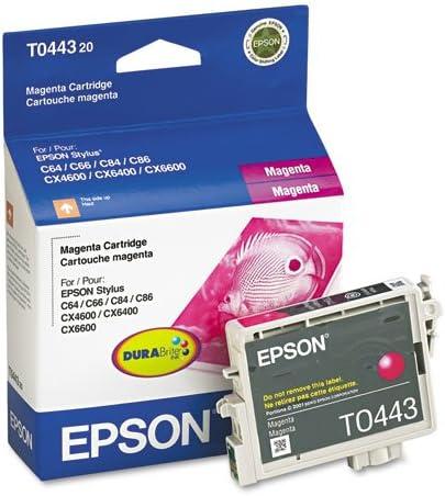 Epson - T044320 Durabrite Ink 400 Page-Yield Magenta