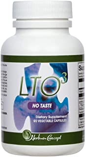 LTO3 with L-Theanine, Omega-3, and Skullcap (90 Capsules)