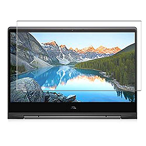 Vaxson Tempered Glass Screen Protector, compatible with Dell Inspiron 13 7000 (7391) 2-in-1 13.3' Visible Area, 9H Film Protector [NOT Full Coverage]