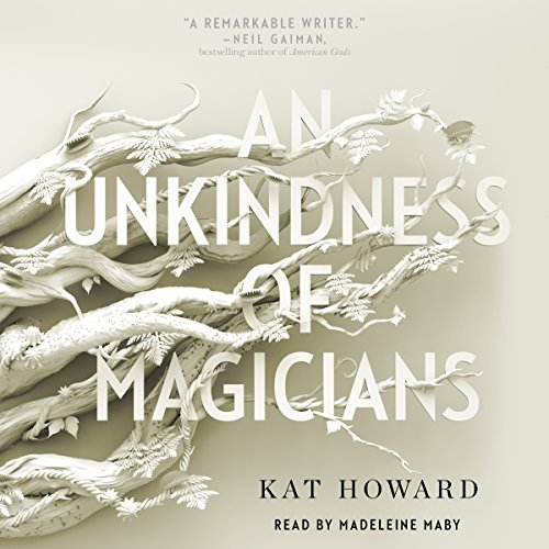 An Unkindness of Magicians cover art
