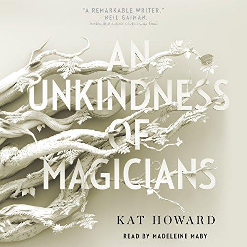 Couverture de An Unkindness of Magicians